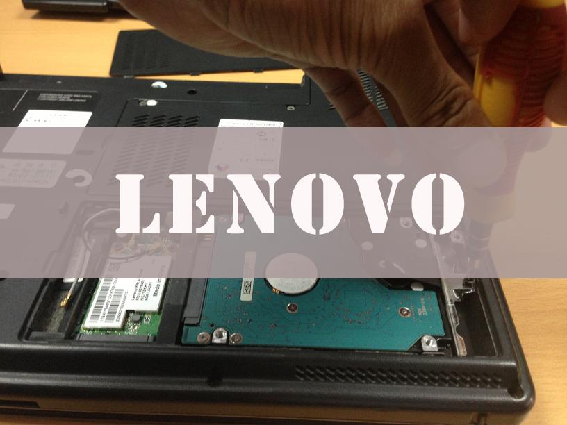 Thay màn hình laptop Lenovo