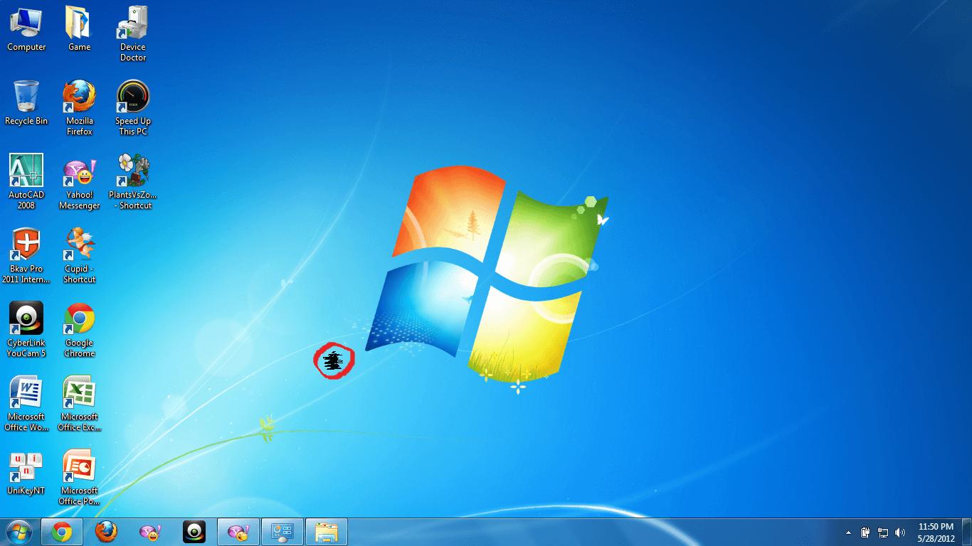 Hiện tượng màn hình laptop xuất hiện chấm đen là gì??? -